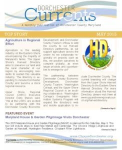 DCED Newsletter - May 2015 Cover