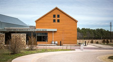Harriet Tubman Visitor Center_Darren S. Higgins for The New York Times