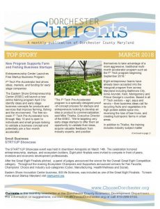 Currents - March 2018