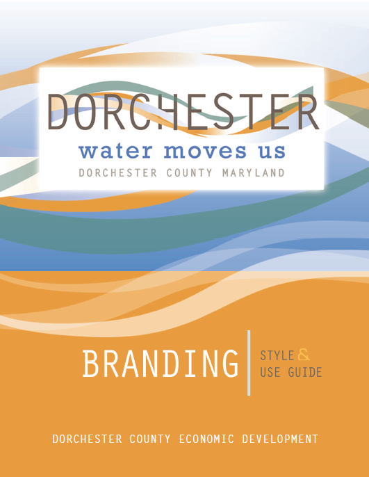 Water Moves Us Branding Guide_ChooseDorchester