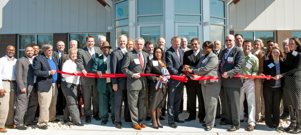 DCED Ribbon Cutting_ChooseDorchester