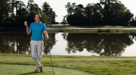 Abby Messick Director of Golf Hyatt Regency Chesapeake Bay