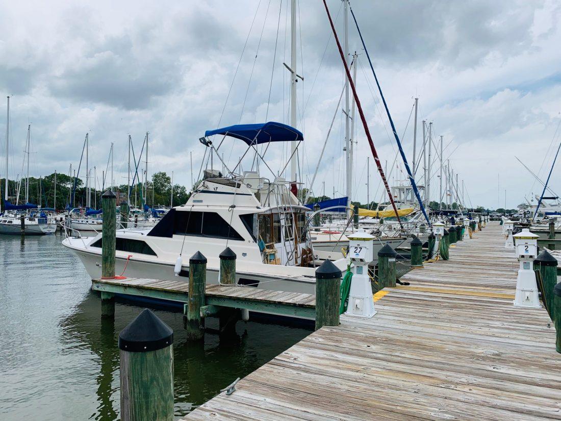 Cambridge Municipal Yacht Basin